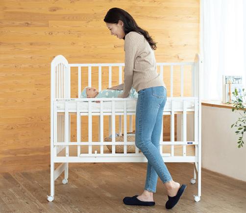 ベビーベッド,ベビーベッド,出産準備,赤ちゃん