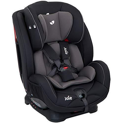 Joie(ジョイー) シートベルト固定 チャイルドシート バリアント Valiant インナークッション付 クールブラック 0か月~ (1年保証) 38837,チャイルドシート,新生児,