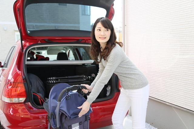 車移動の多い人のベビーカー選び,ベビーカー,選び方,