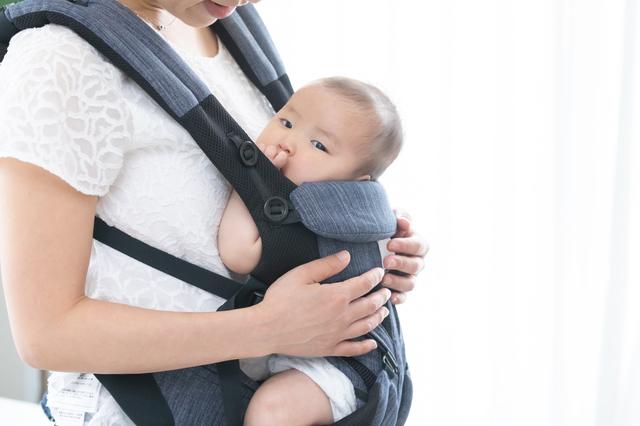 抱っこひもの赤ちゃん,新生児,抱っこひも,