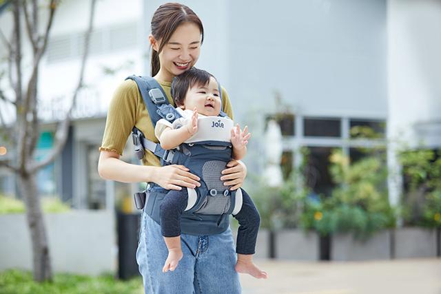 新生児期から3歳頃まで大活躍!抱っこもおんぶもできる万能抱っこひも,ベビーキャリア,カトージ,