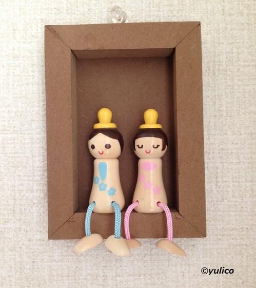 セリアのひな人形,ひな祭り,100円,ショップ