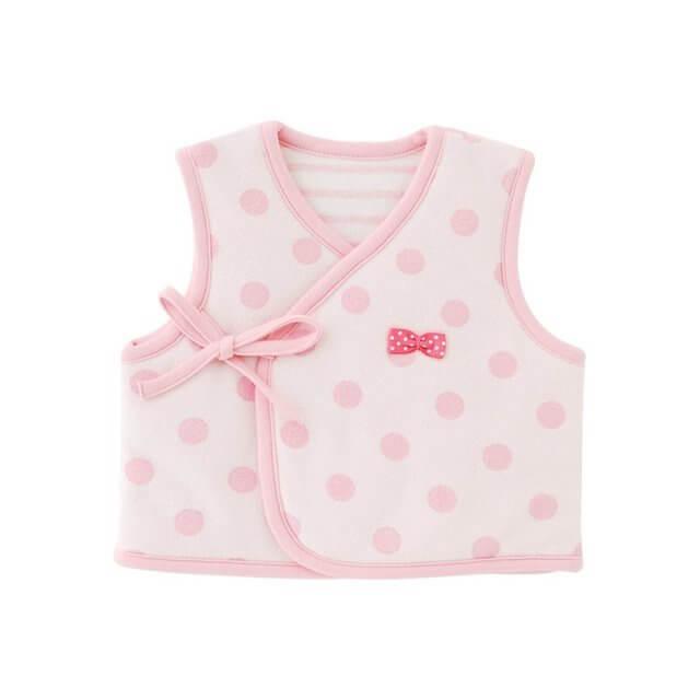 赤ちゃん用ベスト,新生児,着替え,コツ