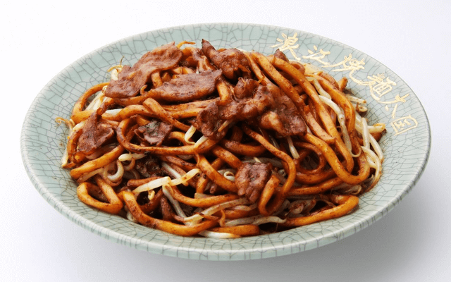 極太麺にシンプルな具材のなみえ焼そば,B1グランプリ,福島,グルメ