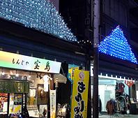 もんじゃストリート,東京,お花見,穴場
