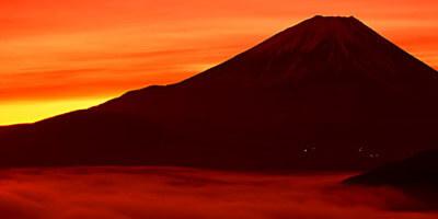 富士山,河口湖,キャンプ場,コテージ