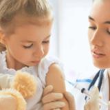 任意の予防接種