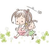 【マンガ】ナコの親子クッキング