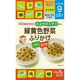 緑黄色野菜ふりかけ いわし/おかか 2.2g×6包