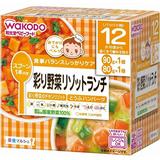 栄養マルシェ 彩り野菜リゾットランチ 90g+80g