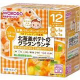 【生産終了】栄養マルシェ 北海道ポテトのグラタンランチ 80g+90g
