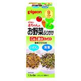 赤ちゃんのお野菜ふりかけ いわし/海藻 1.7g×6袋