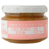 Ofukuro 大豆と野菜の五目煮100g