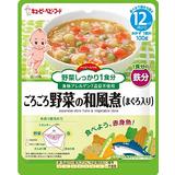 ハッピーレシピ ごろごろ野菜の和風煮 (まぐろ入り) 100g