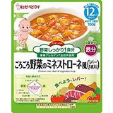 ハッピーレシピ ごろごろ野菜のミネストローネ風 (レバー・牛肉入り) 100g
