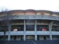 平塚総合公園内の平塚球場で横浜DeNAを子連れ観戦