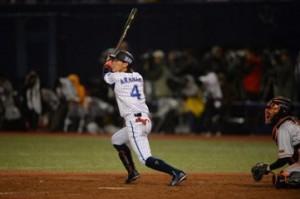 平塚総合公園内の平塚球場で横浜DeNAプロ野球を子連れ観戦