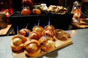 湘南テラスモールにあるスーホルムカフェのバーベキュー食材の画像②