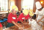 登戸のピザレストランで開催のピザ教室の画像