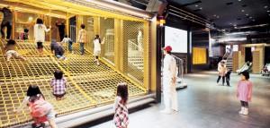 カップヌードルミュージアムのカップヌードルパーク