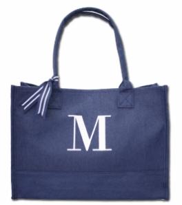 トートバッグのおしゃれなブランドのイニシャルバッグの画像02