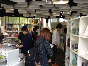 子連れ年間パスポート、お台場の日本科学未来館のショップ