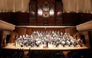 クラシックコンサートのイメージ