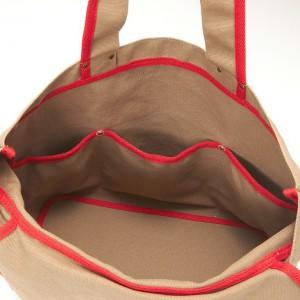 トートバッグのおしゃれなトプカピのイニシャルバッグの画像02