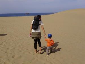 鳥取へ観光に行くなら鳥取砂丘がおすすめな画像