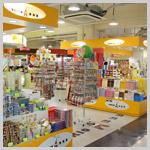 子連れで行きたい東京タワーの商品販売の画像