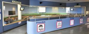 電車とバスの博物館のHOゲージ模型