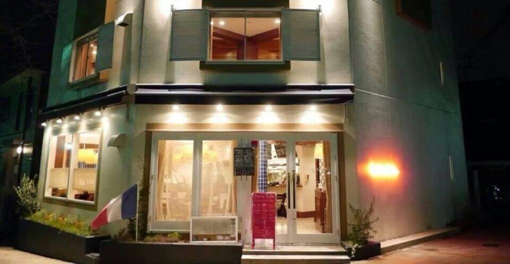 芦屋でおしゃれなランチを楽しめ子連れで行けるビストロ・ブブの店内画像
