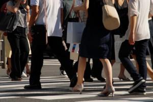 横浜中華街を子連れで散策する画像