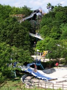 淡路島で子どもが楽しめる遊び場がいっぱいの県立淡路島公園の画像