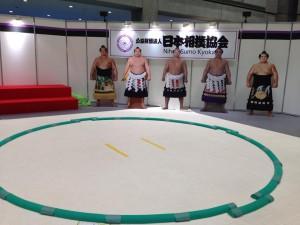 日本相撲協会の土俵