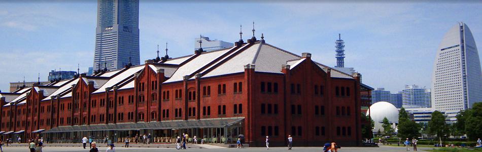 レトな建築の赤レンガ倉庫は横浜のランドマークという画像02
