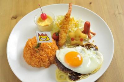 子どもと一緒に高円寺へ散歩、Baby King Kitchenの画像02