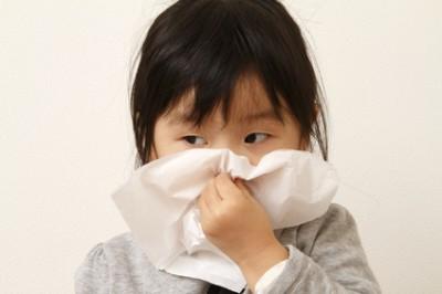 花粉症なので薬を飲んでいる子どもと子連れおでかけ