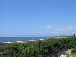 辻堂海浜公園のプール以外にも絶景を味わえるスポットの画像