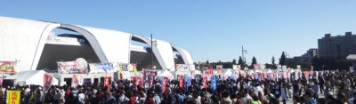 東京ラーメンショーで子連れのランチがおすすめ・ラーメンの画像04