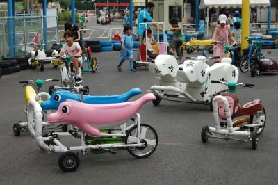 こどもの国自転車