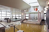 東京の天然温泉・平和島の館内画像