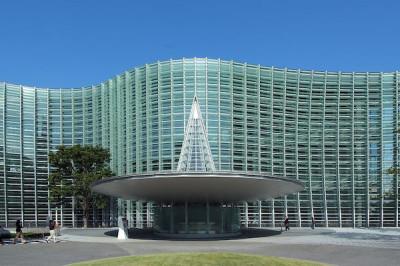 東京の国立新美術館の先取り情報のイメージ画像01
