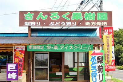 果物狩りにおすすめな関東茨城県の果樹園の画像02