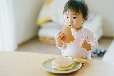 東京のパンケーキの人気店に子連れでおでかけ