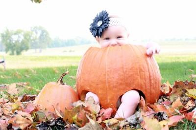赤ちゃん連れで行きたい!紅葉シーズンにおすすめなスポットのイメージ画像