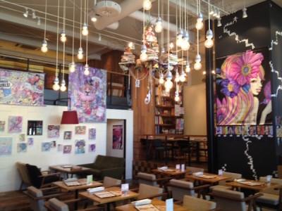 吉祥寺のカフェでオーガニック食ランチが楽しめるお店の画像04