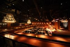 東京丸の内にあるコットンクラブの館内画像