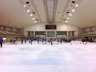 子どもと子連れで初めてアイススケート場特集|相模原市銀河アリーナ|神奈川県相模原市の画像