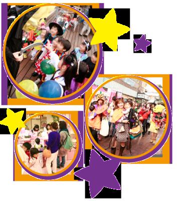 ハロウィンイベントで有名な吉祥寺ハロウィンフェスタ2014の画像01